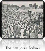 first jalsa salana