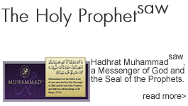 holy prophet new
