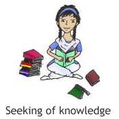 seeking of knowledge
