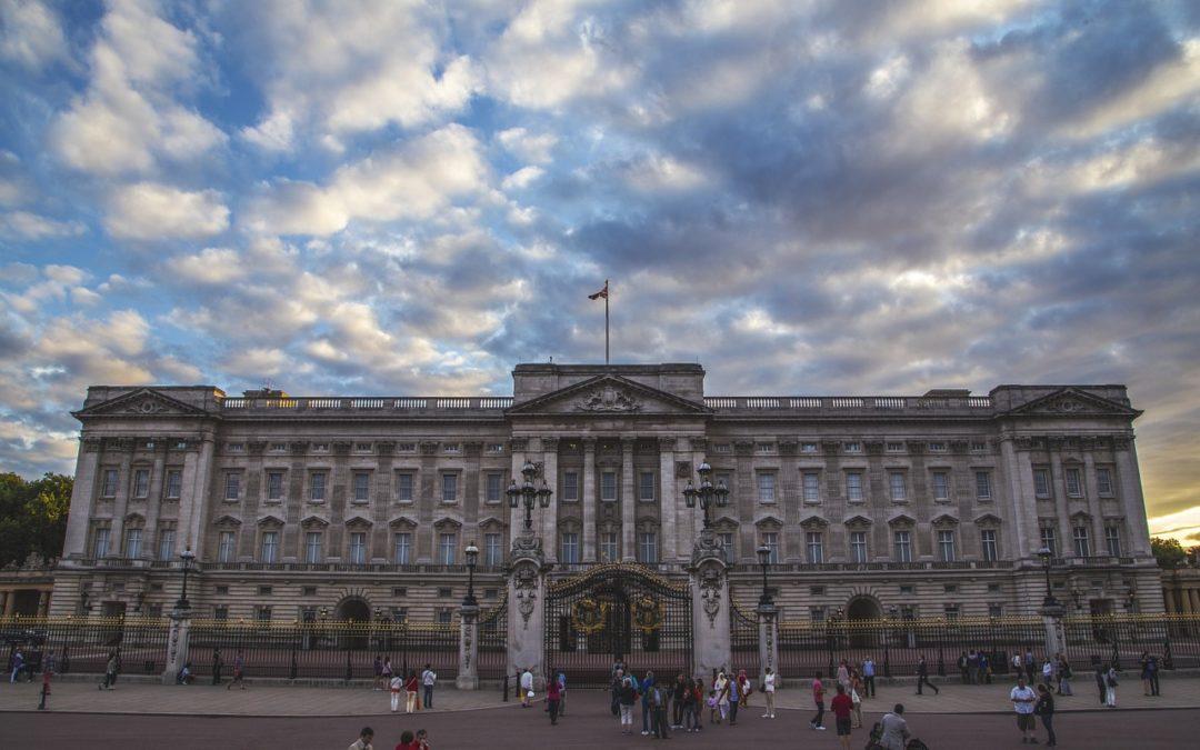 My Visit To The Buckingham Palace, London, UK